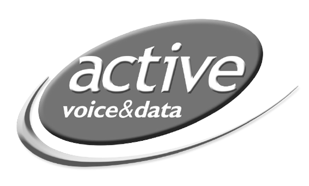 Active Voice and Data Logo